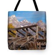 Framework  Tote Bag