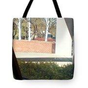 Framing Scene  Tote Bag
