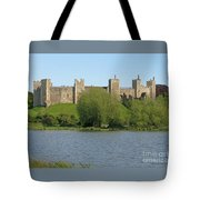 Framlingham Castle Tote Bag