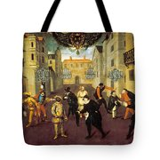 France: Comedy, 1670 Tote Bag