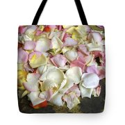 France Flower Petals, Still-life Tote Bag