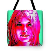 France Gall Tote Bag