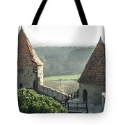 France - Id 16235-220244-1257 Tote Bag