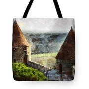 France - Id 16235-220257-3312 Tote Bag