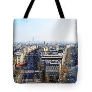 France Montmartre Paris Tote Bag