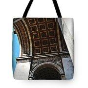 France Triumph Monument Tote Bag