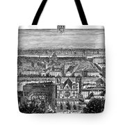 France, View Of Lyon, C1894 - To License For Professional Use Visit Granger.com Tote Bag