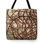 Frances - Tile Tote Bag