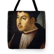Francisco Fernandez De Cordoba And Mendoza Tote Bag