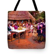 Francisco's Marriage Tote Bag