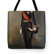 Francois-ferdinand-philippe Dorleans Prince De Joinville Franz Xavier Winterhalter Tote Bag