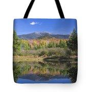 Franconia Autumn Reflections Tote Bag