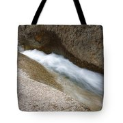 Franconia Falls - Lincoln New Hampshire Usa Tote Bag