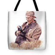 Frank Beebe Tote Bag