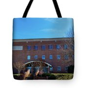 Frank Family Science Center At Guilford College Tote Bag