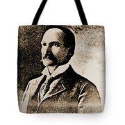Frank James Tote Bag