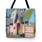 Frank Lloyd Wrong Tote Bag