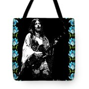 Frank Marino Of Mahogany Rush 4-14-78 Tote Bag