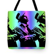 Frank Sinatra Art Tote Bag