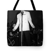 Frank Sinatra  Live On Stage 1939 Tote Bag