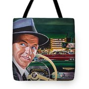 Frank Sinatra - The Capitol Years Tote Bag