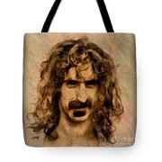 Frank Zappa Collection - 1 Tote Bag