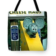 Frankenmuth Cheese Haus Mouse  Tote Bag