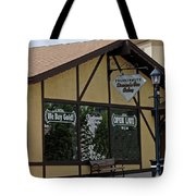 Frankenmuth Diamond And Gem Gallery Tote Bag