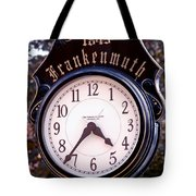 Frankenmuth Time Tote Bag