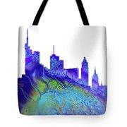 Frankfurt Skyline 3 Tote Bag