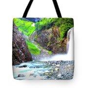Franklin Falls Tote Bag