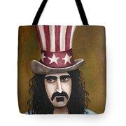 Franks Hat Tote Bag