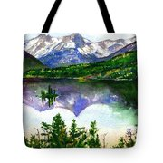 Franks Painting Tote Bag