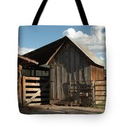 Frank's Place Tote Bag