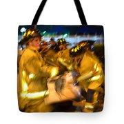 Frantic Rescue Tote Bag