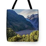 Franz Josef, New Zealand Tote Bag