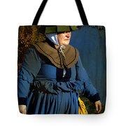 Frau Kitzler Goes Hunting Tote Bag
