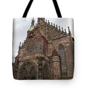 Frauenkirche - Nuremberg Tote Bag