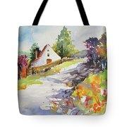 Frayssinet Beauty Tote Bag