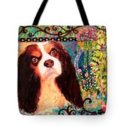 Frazier And Garden Tote Bag