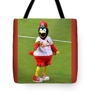 Fred Bird Tote Bag