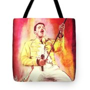 Freddy Mercury Tote Bag