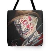 Freddy's Back Tote Bag