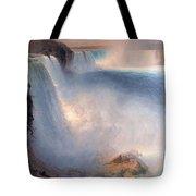 Frederic Edwin Church  Niagara Falls  American Side   1867 Tote Bag