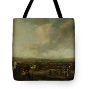 Frederick Henry At The Surrender Of Maastricht  22 August 1632  Manner Of Pieter Wouwerman 1633   1 Tote Bag