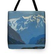 Frederick Judd Waugh  American  1861 1940  Northwest Coast Tote Bag