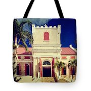 Frederick Lutheran Church In St. Thomas Tote Bag