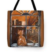 Fredrick's Window Tote Bag