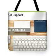 Free And Fast Quicken Customer Support Phone Number @ 1-844-894-7054 Tote Bag