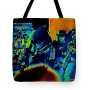 Free Bird Pastel Oakland 1 Tote Bag